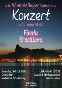 Fiesta Brasiliana 2011