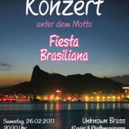Fiesta Brasiliana Konzert 2011