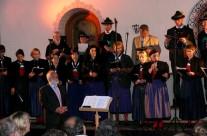 Fotos vom Sängertreffen in Kuppelwies 2012