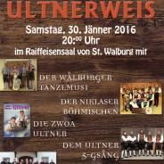 """Mei liabste """"Ultnerweis"""""""