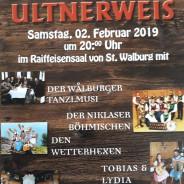 Mei liabste Ultnerweis IV.