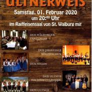 Mei liabste Ultnerweis